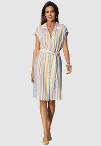 Laura Kent - Shirt dress - hellblau - 1