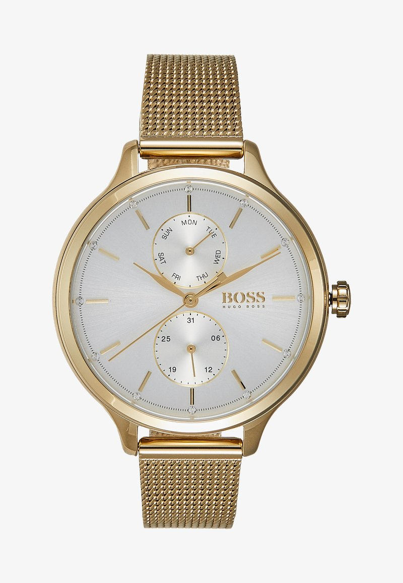BOSS - PURITY - Hodinky - gold-coloured
