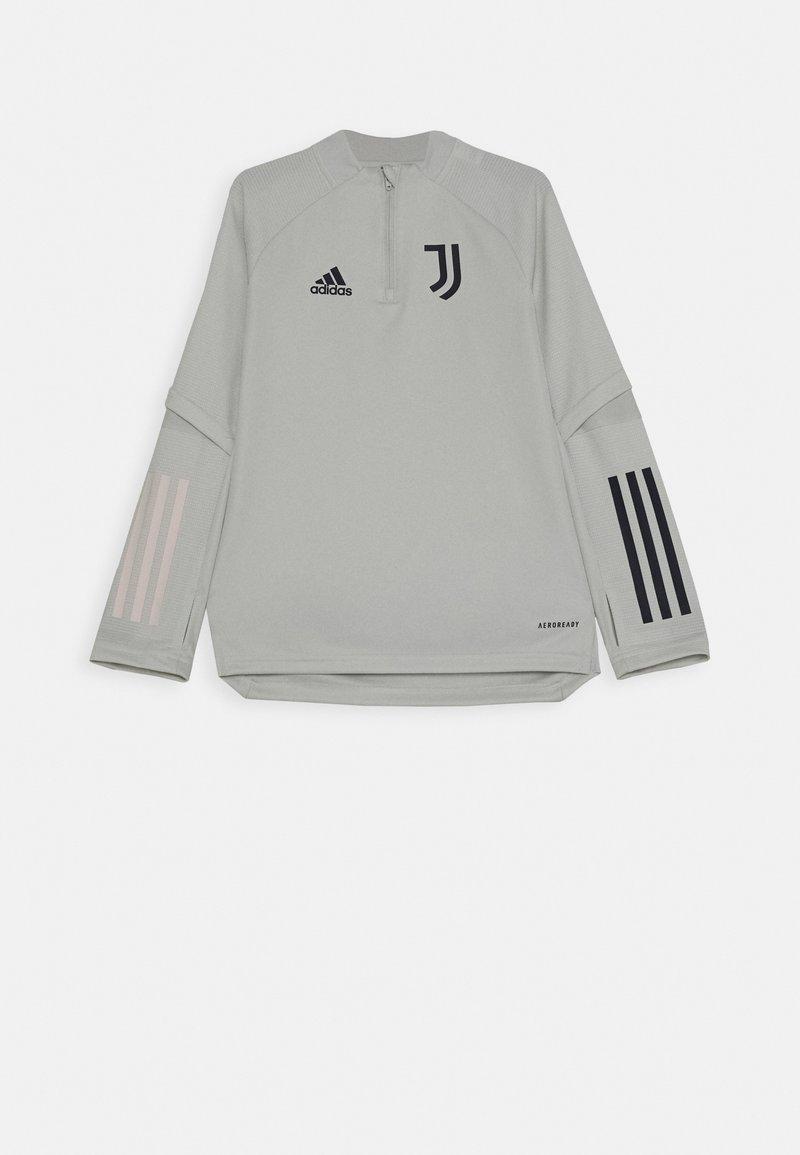 adidas Performance - JUVENTUS AEROREADY SPORTS FOOTBALL UNISEX - Club wear - grey/blue