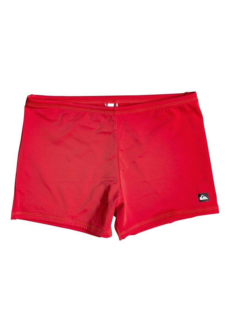 Quiksilver - MAPOOL  - Swimming trunks - high risk red