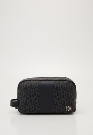 MODERN WASHBAG - Wash bag - black
