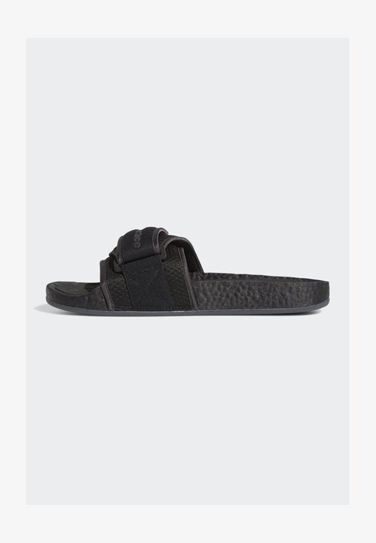 adidas Originals - PHARRELL CHANCLETAS HU - Badsandaler - core black/utility black/core black