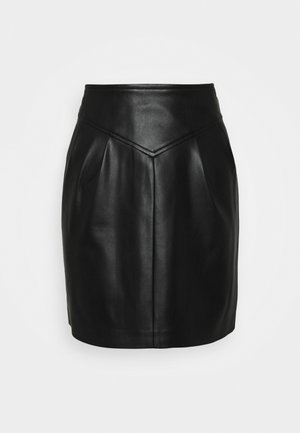 CAMILLA SKIRT   - Pencil skirt - black