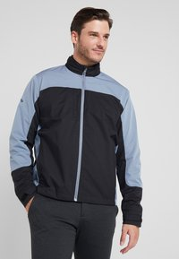 Callaway - BLOCK FULL ZIP WINDJACKET - Treningsjakke - caviar - 0