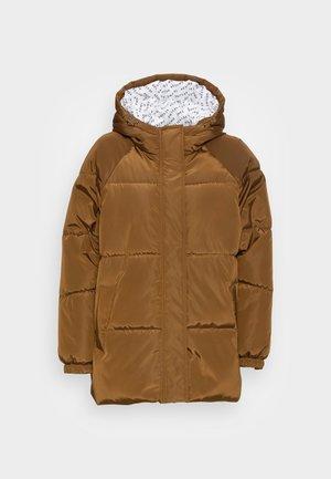GONZAH JACKET - Zimní bunda - brown