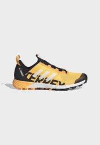 adidas Performance - TERREX SPEED TRAIL RUNNING SHOES - Obuwie do biegania Szlak - gold - 9