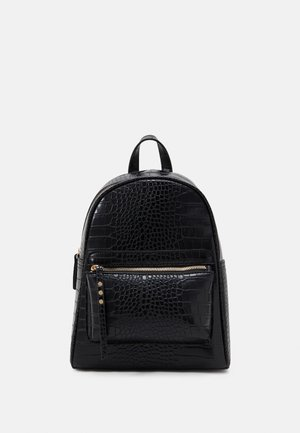 ALFIE CROC BACKPACK - Rucksack - black