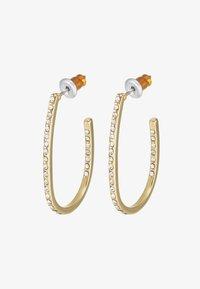 Pilgrim - EARRINGS TILDA - Náušnice - gold-coloured - 3