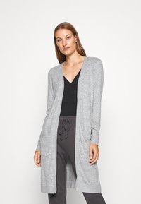 Abercrombie & Fitch - COZY - Cardigan - grey - 0