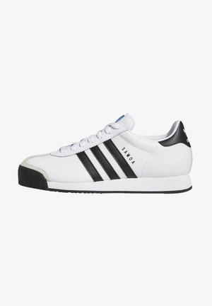 SAMOA - Sneakers basse - white/black