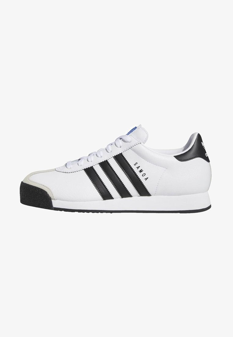 adidas Originals - SAMOA - Sneakers basse - white/black