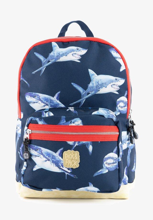 Backpack - dunkelblau