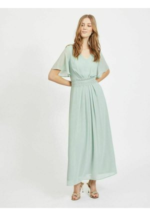 Robe longue - jadeite