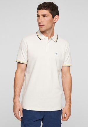 Poloshirt - offwhite