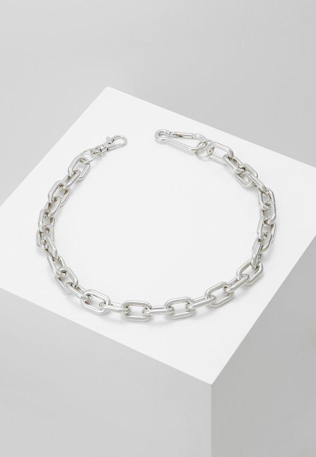 WALLET CHAIN - Porte-clefs - silver-coloured