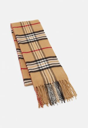 THE PLAID - Scarf - brown