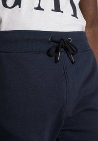 Pier One - Tracksuit bottoms - dark blue - 4