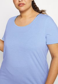 Cotton On Body - CURVE GYM - T-shirt basic - sky blue - 5