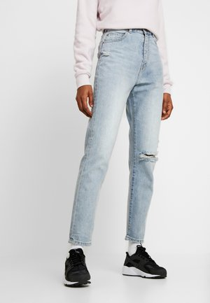 NORA - Jeans straight leg - downtown blue
