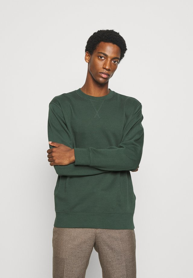 SLHJASON CREW NECK - Sweater - sycamore