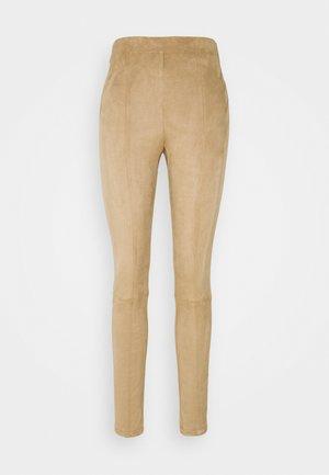RADIO - Trousers - kamel