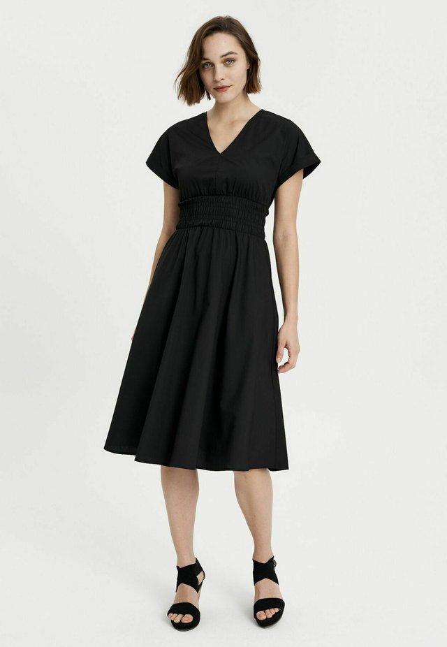 Day dress - schwarz (9)