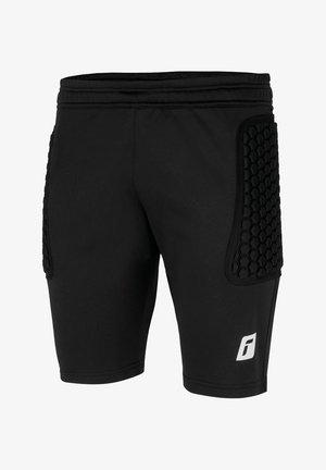 Shorts - black / silver
