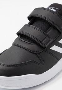 adidas Performance - TENSAUR UNISEX - Hardloopschoenen neutraal - core black/footwear white - 2