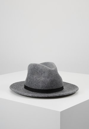 WOMEN HAT FEDORA - Hat - grey