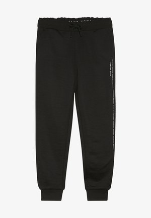 CLUB NOMADE EASY PANT - Tracksuit bottoms - black