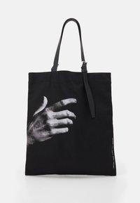 Neil Barrett - THE OTHER HAND TOTE BAG UNISEX - Velká kabelka - black - 1