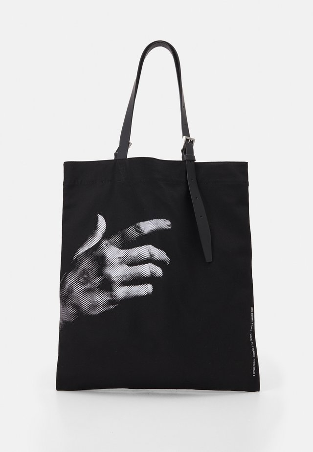 THE OTHER HAND TOTE BAG UNISEX - Shopper - black