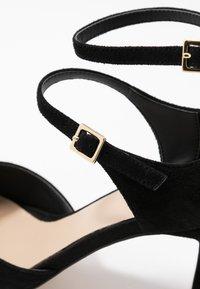 Anna Field - LEATHER - Classic heels - black - 2