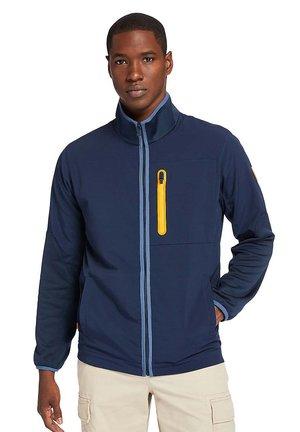 HYBRID - Zip-up hoodie - dark sapphire