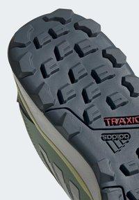 adidas Performance - TERREX AGRAVIC TR TRAIL RUNNING SHOES - Trail running shoes - blue - 8