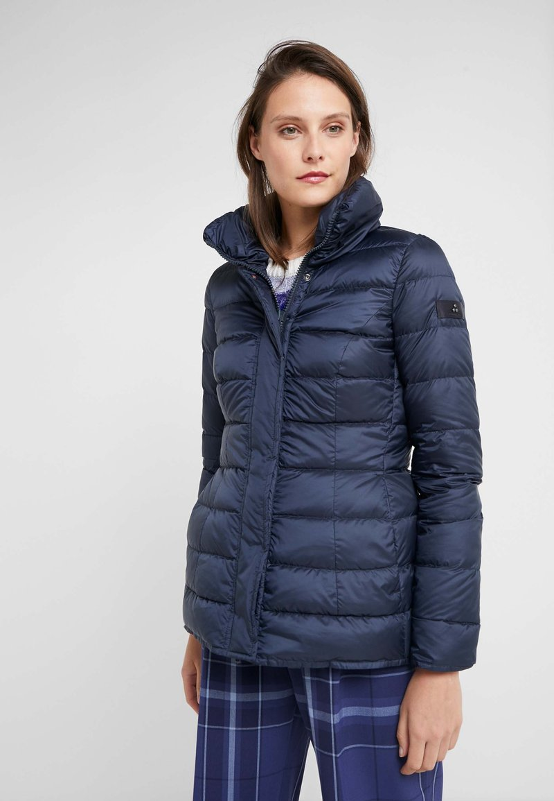Peuterey - WATER REPELLENT FLAGSTAFF  - Down coat - blue