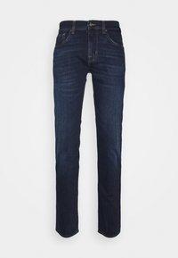 TEK ORION - Slim fit jeans - dark blue