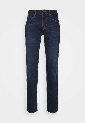 TEK ORION - Jeans slim fit - dark blue