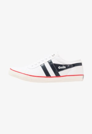 COMET - Sneakers - white/navy/red