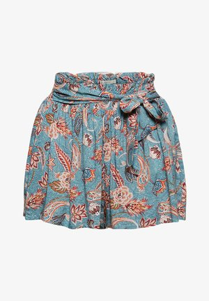 Surfshorts - teal green