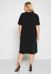 Persona by Marina Rinaldi - DOROTEA - Day dress - nero - 2