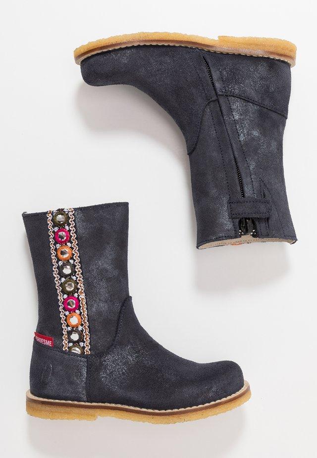 Boots - blue