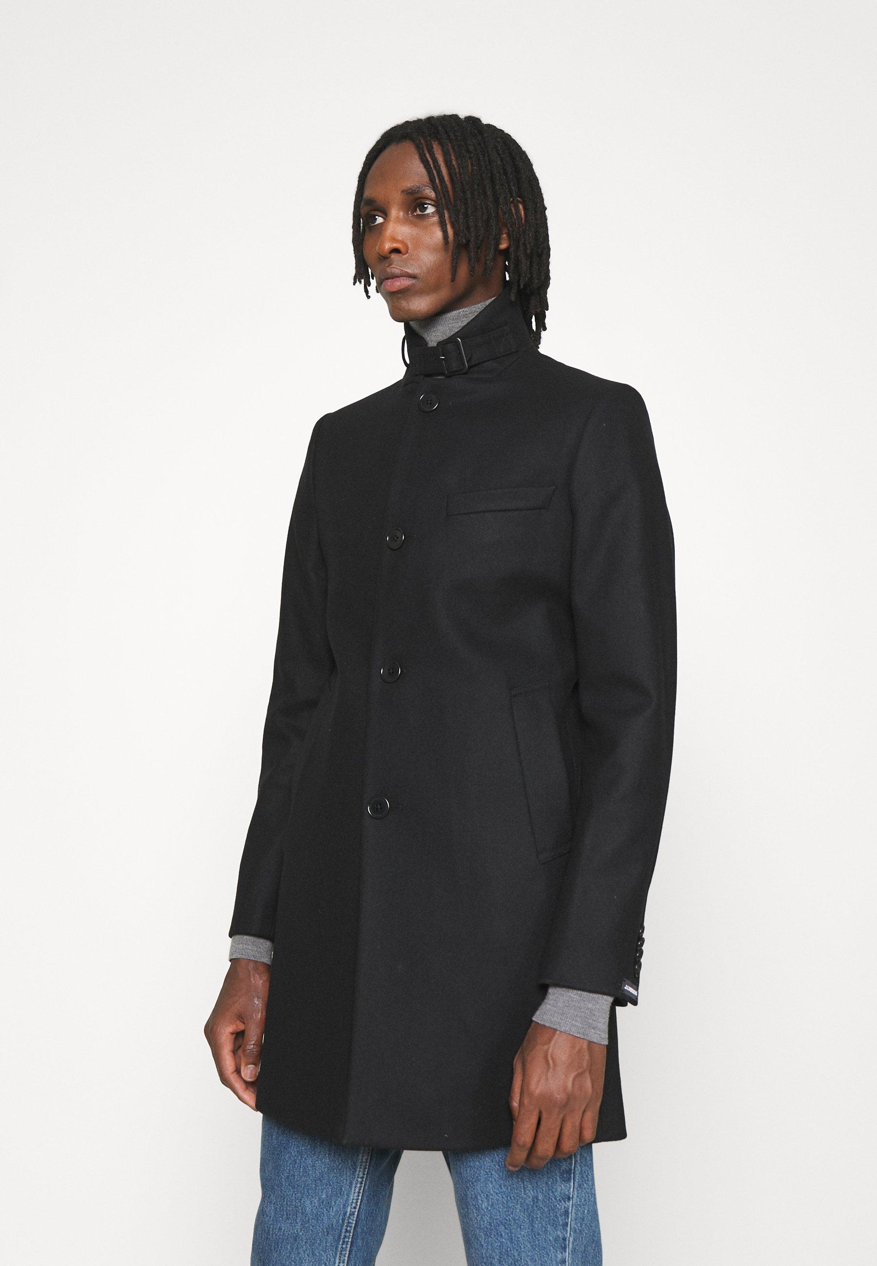 Homme HOLGER COMPACT MELTON COAT - Manteau classique