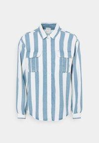 Lee - BOX PLEAT - Button-down blouse - dawn blue - 0