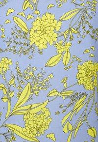 Emily van den Bergh - Bluser - yellow/blue - 6