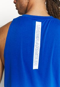 Under Armour - BASELINE  - Sports shirt - versa blue/white - 4