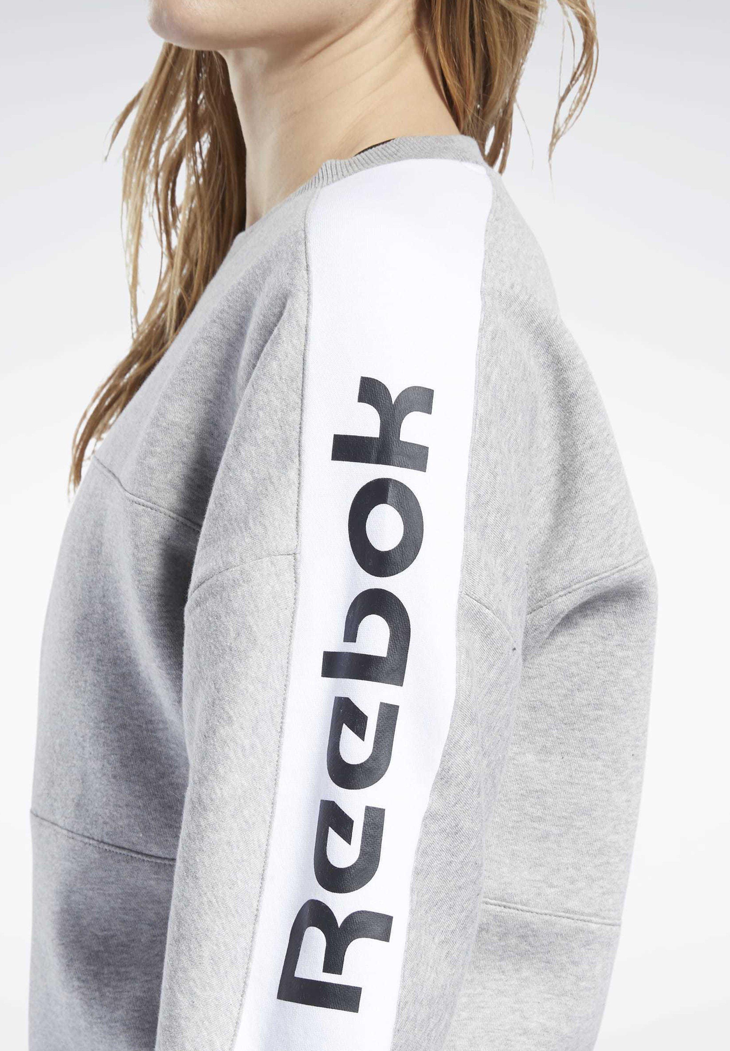 Reebok CREW - Sweatshirt - grey aEEUj