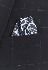 Isaac Dewhirst - WINDOWPANE SUIT - Suit - blue - 9