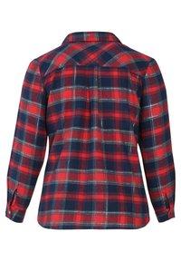 Paprika - Button-down blouse - red - 5