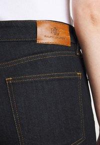 Lauren Ralph Lauren - Straight leg jeans - dark rinse wash - 6
